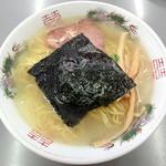 まるたかラーメン - 塩ラーメン_680円