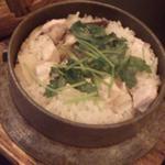 こまつ - 釜飯 (とり)