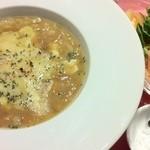 サラスワティ - 焼き発芽玄米のあわたまリゾット
