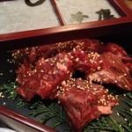 肉家焼肉ゑびす本廛 - ランチ ハラミ定食