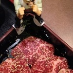 肉家焼肉ゑびす本廛 - ランチ 上カルビ定食