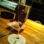 モンド・バー - シャンパン