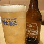 函館 海や - 「ホッピーセット」