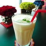 ハギワラミルクハウスローザス - バナナミルク