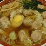 17842054 - 広州雲呑麺(醤):760円
