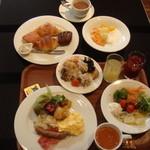 17842853 - 朝食バイキング