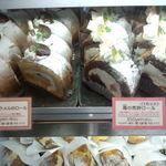 六葉亭 - ロールケーキ