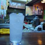 立呑み処 虎屋 - チュウハイレモン