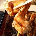 かわとみ - 肉厚な鶏肉