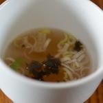 マシュウ - コンソメスープ