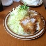 馬場南海 - キチンカツ、生姜焼き