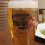 オマール - 生ビール