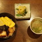 以呂波 - とり丼(小)