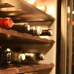 きゅうろく 鉄板焼屋 - ワインもいろいろご用意してます。
