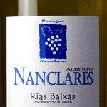 eL MamBo - !!ナンクラレス!!スペインの白ワインでは最高峰といわれるガリシア地方で作られるアルバリーニョ種100%。香りの高い、辛口です