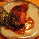 びすとろアバロン - 宮城県産黒毛和牛サーロインステーキ和風ソース
