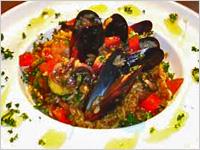 eL MamBo - スペイン風雑炊! 魚介のうま味がたっぷりとお米にしみわたり、最後の締めにどうぞ!!