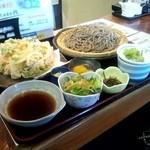 十割蕎麦 ゆずの木 - 田舎蕎麦の食べ放題☆平日金曜日限定(2013/3)