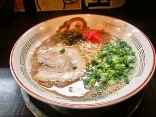 作田家 - ラー麺