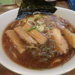 湯鬼神 - 醤油ラーメン