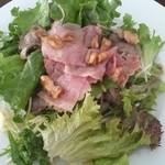 17854021 - 砂肝、ベーコン、お野菜