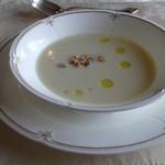 17854513 - 新玉ねぎのスープ