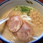 麺や純氣 - 【再訪】純氣そば(680円)