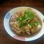 よし成 - 肉豆腐