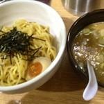 あさくら - 味噌つけめん(850円)