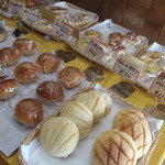 ル・ベリー - 美味しそうなパンたち
