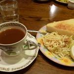 フルフル - レギュラーモーニング 380円
