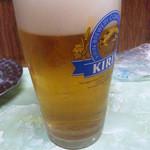 大増 - ドリンク写真:生ビール大