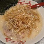 歌舞伎町麺'S倶楽部 KING - ねぎ豚骨塩らーめん
