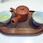 福茶 - 煎茶(伊勢の木漏れ日)