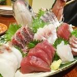 17862604 - 天然活魚地魚「鬼盛」