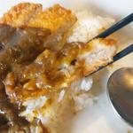 マゴコロ - カツカレー(チキンカツ)870円