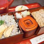 くま乃 - 湘南シラス丼セット