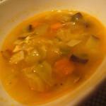 17865739 - スープ
