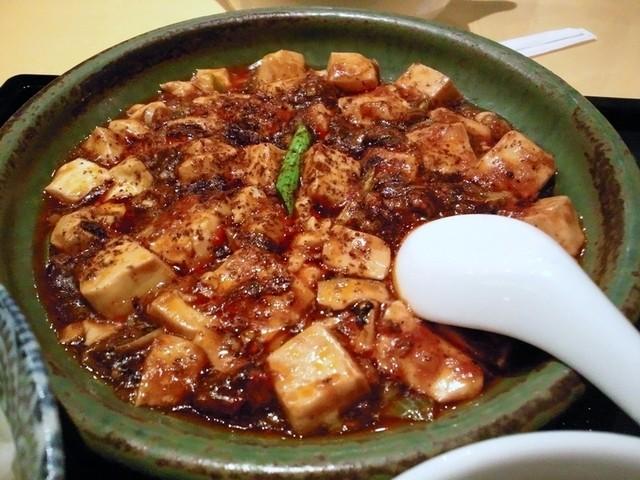 新中国家庭料理 浅野 - 素敵としか言いようがない麻婆豆腐