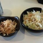 ひとやす味 - 小鉢、サラダ