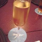日本料理 木の花 - 木の花_スパークリングワイン