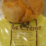 シュークリーム&ケーキ オアフ - オリジナルシュークリーム(\160)