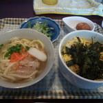 みたんちゅ - ランチ:海ぶどう丼定食