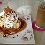 Kafeameri - ハワイアンパンケーキのキャラメルクッキー