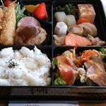 足助の洋食屋 参州楼   - 春御膳(1,600円)