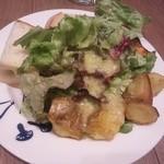 17873508 - 野菜てんこ盛り