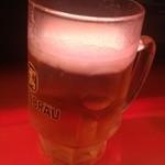 直ちゃん本店 - ビール