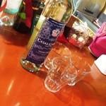 エルカスティーヨ - 白ワイン(2800円)