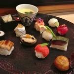 割烹料理 こがね八祥 - 寿司盛り