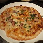 熟成屋 - 熟成黒豚塩漬けピザ
